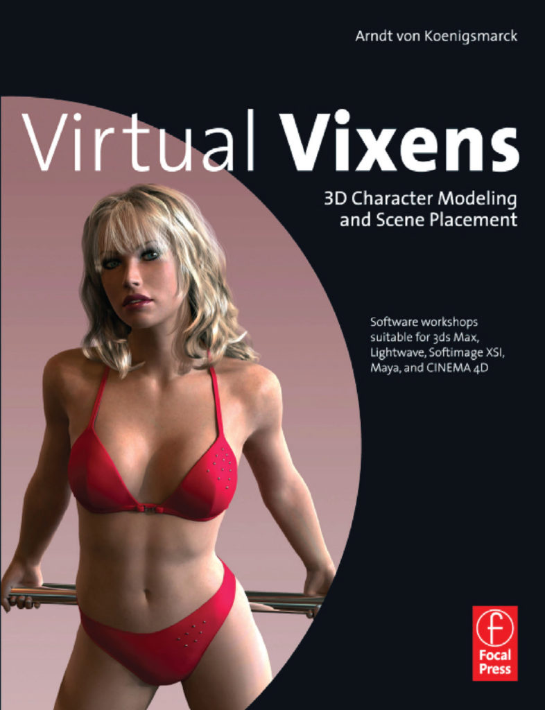 Focal_Press_Virtual_Vixens_3D_Character_Modeling_and_Scene_Placement