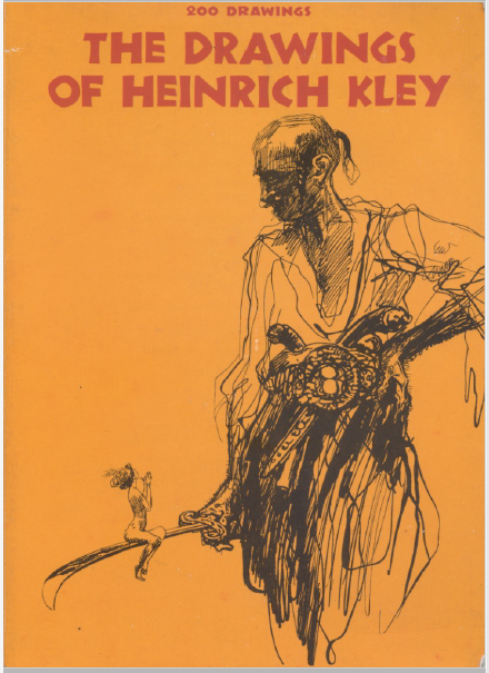 The Drawings of Heinrich Kley Cover